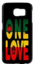 Reggae Rasta One Love Weed Peace Symbol Hot Case Cover For Samsung Galaxy Note 4