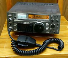 ICOM IC-735 HF 100watt all mode 160m-10m transceiver