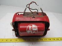 Bell & Gossett 111031 Water Circulating Motor 1/6 HP. 1725 RPM
