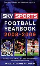 Sky Sports Football Yearbook 2008-2009,Jack Rollin