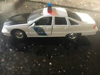 Road Champs 1/43rd scale Alaska State Troopers Chevrolet Caprice diecast car