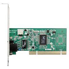 Interne PCI Netzwerkkarte D-Link DGE-528T, PCI Gigabit LAN RJ-45 10/100/1000MBit