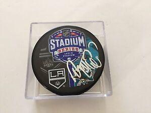 Antti Niemi Signed 2015 Stadium Series SJ Sharks Hockey Autographed a