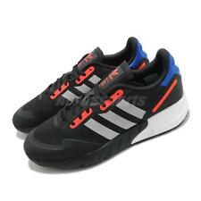 Adidas Originals ZX 1K Boost Negro Plateado Blanco Rojo Azul Hombres Para Zapatos Casuales FY5649