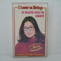 Nana Mouskouri interprété par Mixage Orchestra (Cassette Audio - K7 - Tape)