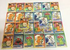 Lot Of 26 Digimon Trading Cards 1999 Bandai Rookie Digimon