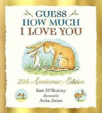 Guess How Much I Love You by Sam McBratney (Paperback, 2015)