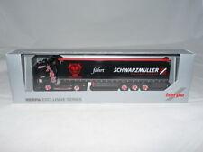 herpa 933407 Scania CS HD Gardinenplanen-SZ - Schubert Forte Nero 1:87 NEU + OVP
