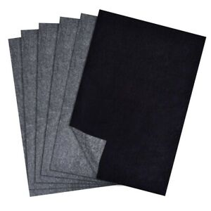 25 Pcs Carbon Transfer Paper Thermal Copy Tattoo Stencil Tracing Paper Supplies