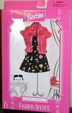 Barbie Fashion Avenue Boutique No. 18126 NRFB Floral Dress And Jacket New