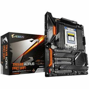 GIGABYTE TRX40 AORUS PRO WIFI, M.2 Socket, AMD Motherboard