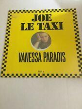 "Vanessa Paradis - Joe Le Taxi - Max-iSingle - 12"" - 885 765-1"