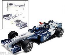 Nuevo SCALEXTRIC W9277 BMW Williams FW27 Alerón Alerón Trasero 2005 F1 & cono nariz