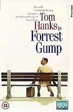 Forrest Gump (VHS) very good condition. Tom Hanks.