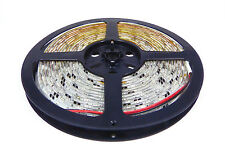 5M 12V IP65 Waterproof 300 LED Strip Light 3528/5050 SMD String Ribbon Tape Roll