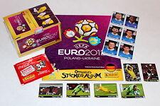 Panini EM Euro 2012 – 1 x Display box + empty Album Album + 6 X NEW + ITALY