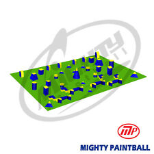 Mp Paintball Field - 7 Man Pro Standard Package- 45 Smart-Bunkers (Mp-St-7Pro)