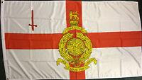 Royal Marines London Reserve Flag War British Navy Elite England English 5x3 bn