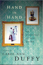 Hand in Hand: An Anthology of Love Poems,Duffy, Carol Ann,New Book mon0000089190