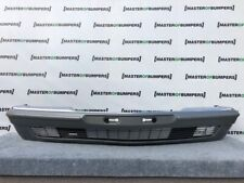 MERCEDES SEL W126 SALOON 1980-1985 FRONT BUMPER WITH CHROME GENUINE COMPLETE