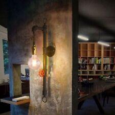 Edison Wandleuchte Vintage Wandlampe Flurlampe Wandbeleuchtung Loft Industry