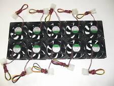 10x Gehäuselüfter Sunon 80x80x25mm Model EE80251B1