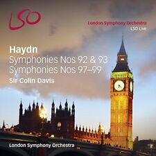 London Symphony Orchestra - Haydn Symphonies 92 93 97 98 and 99 [CD]