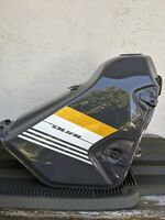 20017 Suzuki DRZ 400 unused   Fuel Tank brand new out of box. Cap and valve .