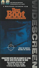 Das Boot - The Directors Cut (VHS Tapes, 1997, Directors Cut Widescreen)