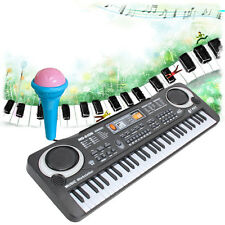 61 Keys Digital Music Electronic Keyboard Key Board Electric Piano Gift Toy