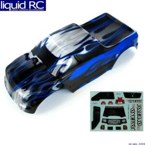 Redcat Racing 88049-BL 1/10 Truck Body Blue