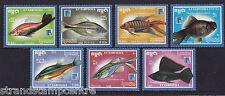 More details for kampuchea - 1988 'finlandia '88' - tropical fish - u/m - sg 907-13