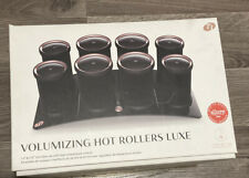 T3 Volumizing Hot Rollers Luxe - New In Open Box
