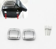 Rear Trunk Tour Pak Premium Latches Latch For Harley Street Glide FLHX