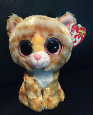 w-f-l TY Boos Tabitha Cat 15 cm Glubschi Boo ´s Glitter Eyes