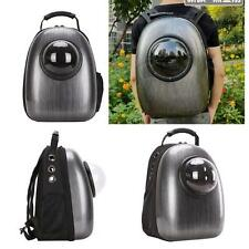 Space Astronaut Dog Cat Capsule Pet Backpack Breathable Carrier Travel Bag JAZZ