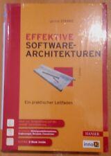 Effektive Software-Architekturen von Gernot Starke (2015, 7 Auflage, Gebunden)