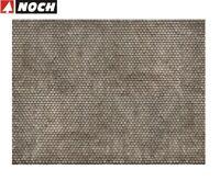 """NOCH H0 56691 3D-Kartonplatte / Mauerplatte """"Biberschwanz"""" (1m² - 57,28€) - NEU"""