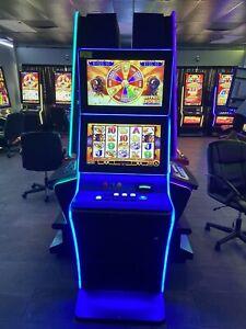 Buffalo Gold Slot Machine Casino Skill Game 8 Liner Touchscreen