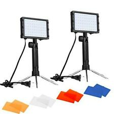 Emart 60 LED Continuous Portable Photography Lighting Kit for Table Top Photo