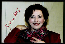 Yvonne Naef foto original firmado # bc 43436