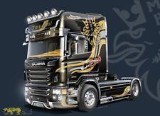 """Scania R730 V8 Topline """"Imperial"""" 1:24 Italeri 3883"""