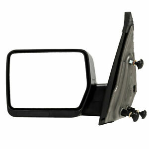 FITS FOR FORD F-150 2004 2005 2006 2007 2008 MIRROR MANUAL LEFT DRIVER