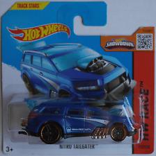 Hot Wheels-Nitro Tailgater azul nuevo/en el embalaje original