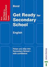 Bond Get Ready for Secondary School - English, Hamlyn, Katherine Pamphlet Book