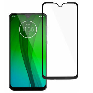 For Motorola Moto G8 Plus / G8 Play - FULL COVER Tempered Glass Screen Protector