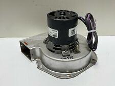 FASCO 7021-9656 Draft Inducer Blower Motor Assembly Type U21B 8981 used #MA535