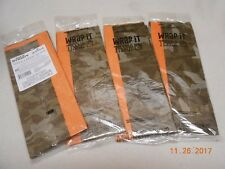 New lot 4 packs Hallmark Duck Dynasty tissue wrap paper for Male Gift bags