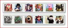 GBR1401 Characters from fairy tales for children 12 pcs. MNH GB 2014