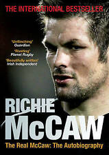 The Real McCaw: The Autobiography,McCaw, Richie,Excellent Book mon0000114518